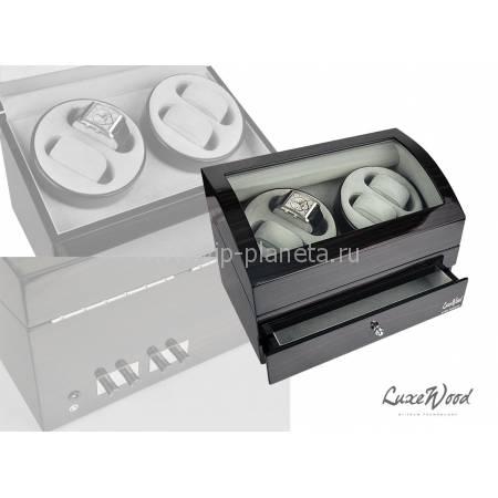 Шкатулка с автоподзаводом для 4 часов Luxewood  LW722-5