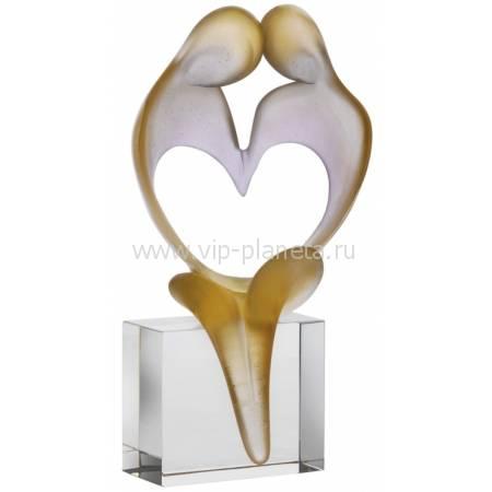 """Скульптура """"Сердца"""" 375 экз. Daum 05239"""