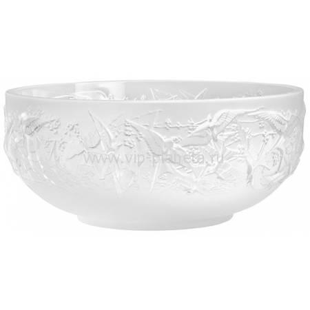 Ваза для фруктов Hirondelles Lalique 10624400