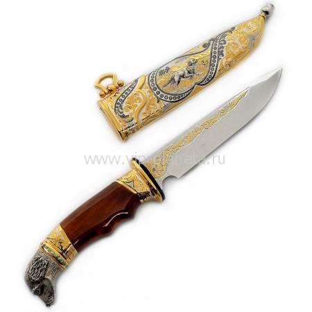 """Нож """"Собака"""" Златоуст RV0011300CG"""