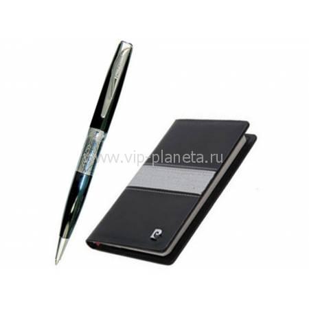 Набор: ручка шариковая, записная книжка 41700