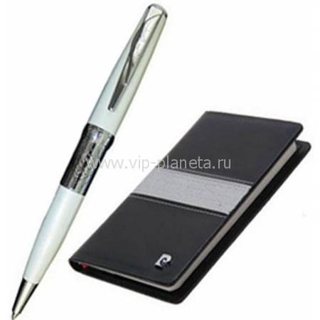 Набор: ручка шариковая, записная книжка 41701