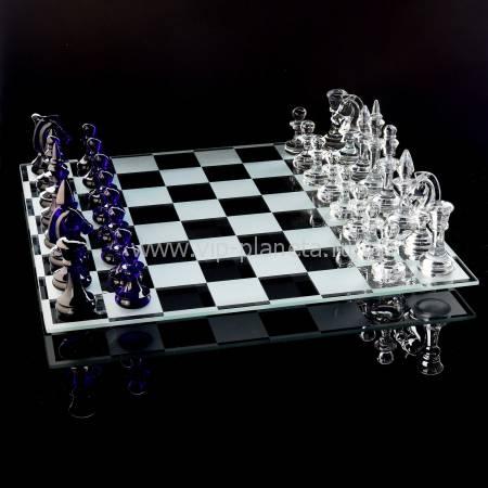 Шахматы из хрусталя RV0049358CG